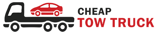 Cheap Tow Truck Logo